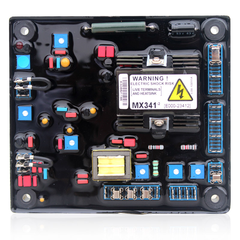 lixise发电机电压调节器(avr)的优势和特点